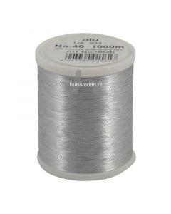 Madeira Metallic brilliant alu 1000m
