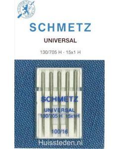Schmetz Universeel naald 100/16
